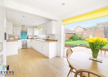 4 bed detached house for sale in Godmanston Close, Canford Heath, Poole BH17