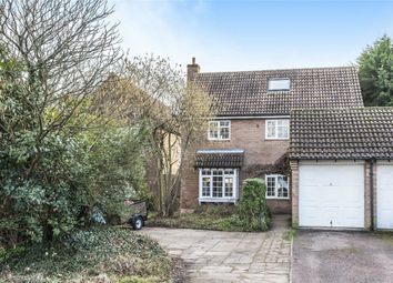 Thumbnail 5 bed detached house for sale in Vicarage Green, Thurleigh, Bedford