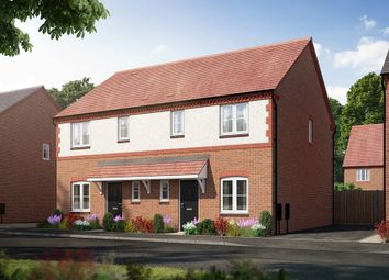 "Thumbnail 3 bed semi-detached house for sale in ""The Cotterdale"" at Kiln Lane, Leigh Sinton, Malvern"