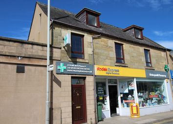 Thumbnail 2 bedroom flat to rent in North Street, Bishopmill, Elgin