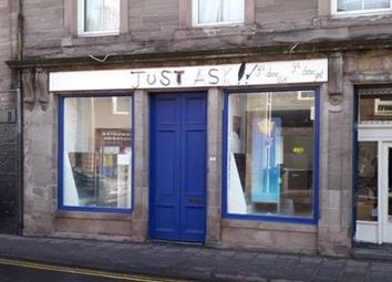 Thumbnail Retail premises to let in 80 Castle Street, Forfar, Angus
