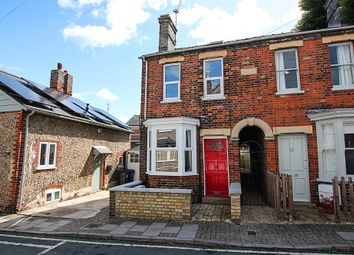 Thumbnail 3 bed semi-detached house for sale in Queen Street, Newmarket