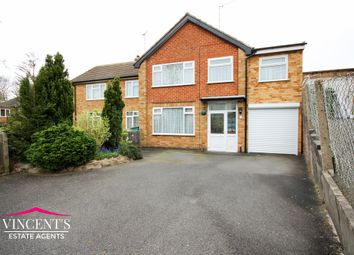 Thumbnail 5 bedroom semi-detached house for sale in Cranberry Close, Braunstone Town, Leicester