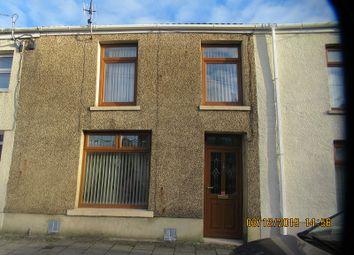 3 bed terraced house to rent in Bridge Street, Maesteg, Bridgend. CF34