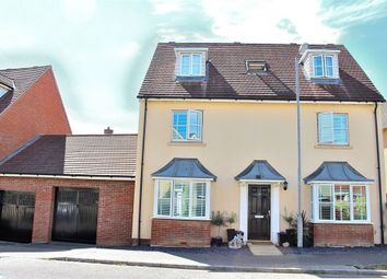 Thumbnail 6 bed detached house for sale in Flitch Green, Dunmow, Essex