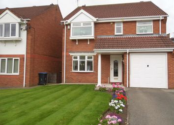 Thumbnail 4 bed detached house for sale in Beechwood Drive, Bishop Auckland