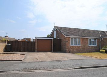Thumbnail 2 bed bungalow for sale in Ashby Drive, Rushden
