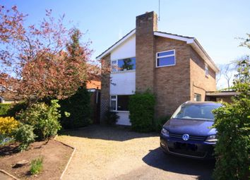 Thumbnail 4 bed detached house for sale in Parkfield Drive, Nantwich