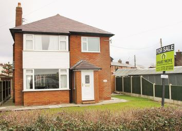 Thumbnail 3 bed detached house to rent in Liverpool Road, Walmer Bridge, Preston