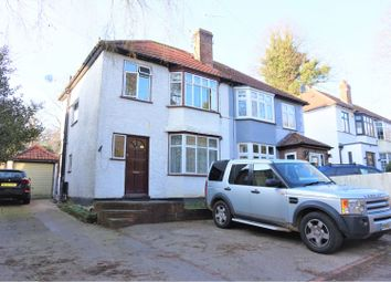 3 bed semi-detached house to rent in Rectory Lane, Banstead SM7