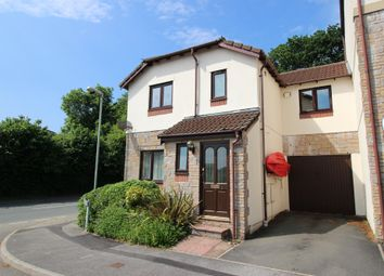 Thumbnail 4 bed link-detached house for sale in Tom Maddock Gardens, Ivybridge