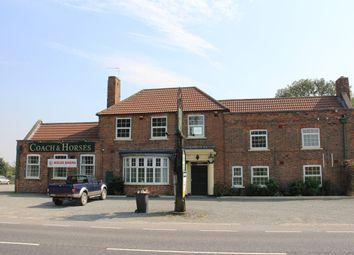 Thumbnail Pub/bar for sale in Tattershall Road, Billinghay