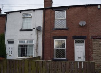 Thumbnail 2 bed terraced house to rent in East Mount, Havercroft, Wakefield