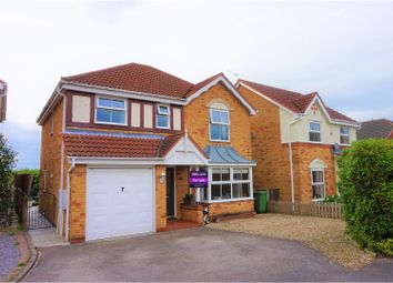 Thumbnail 4 bed detached house for sale in Moor Close, York