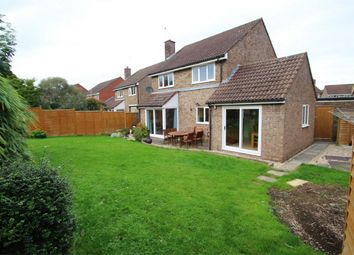 Thumbnail 4 bedroom detached house for sale in Wickham Close, Chipping Sodbury, South Gloucestershire