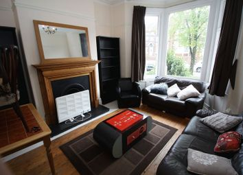 Thumbnail 4 bedroom terraced house to rent in Lothian Road, Middlesbrough