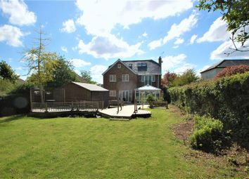 Thumbnail 6 bed detached house for sale in Amersham Road, Hazlemere, High Wycombe