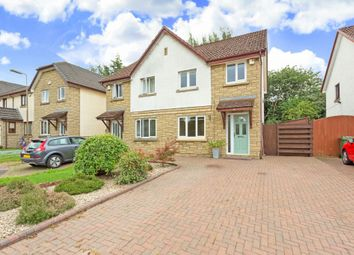 Thumbnail 3 bed semi-detached house for sale in 89 Gogarloch Syke, South Gyle, Edinburgh