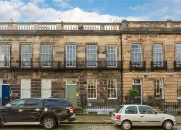 Thumbnail 4 bed terraced house for sale in 12 Danube Street, Stockbridge, Edinburgh