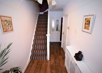Thumbnail 3 bed terraced house for sale in St Alphege Rd, Off Hertford Rd, London N9.