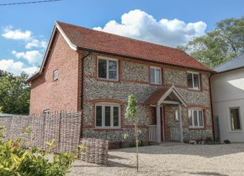 Thumbnail 3 bed detached house for sale in Goodworth Clatford, Andover, Hampshire