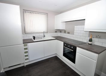 Thumbnail 1 bed flat to rent in 7 The Fitzgerald, 1 West Bar, Sheffield