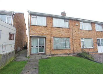 Thumbnail 3 bed semi-detached house for sale in Stapleton Lane, Barwell, Leicester