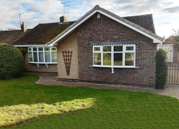 Thumbnail 3 bed detached bungalow to rent in Grange Avenue, Bawtry, Doncaster
