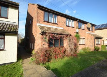 Thumbnail 2 bed maisonette for sale in Hyll Close, Great Chesterford, Saffron Walden