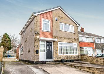 Thumbnail 4 bed detached house for sale in Vicar Park Drive, Halifax