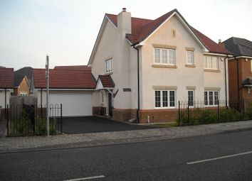 Thumbnail 4 bed detached house for sale in Spennymoor, Durhamgate