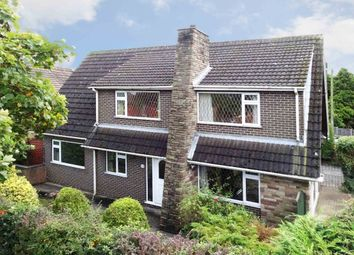 Thumbnail 4 bed detached house for sale in Trentham Road, Longton