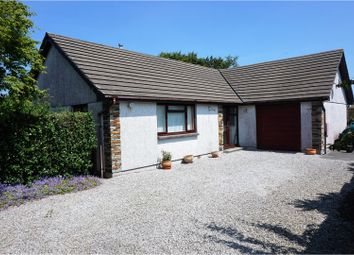Thumbnail 3 bed detached bungalow for sale in Boyton, Launceston