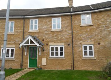 Thumbnail 3 bed terraced house to rent in Somerset Close, Martock