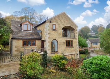 Thumbnail 4 bed detached house for sale in Primrose Row, Baildon, Shipley