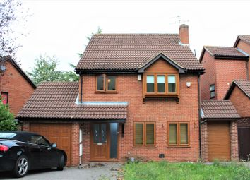Thumbnail 4 bed detached house to rent in Catsey Woods, Bushey