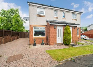 Thumbnail 2 bed semi-detached house for sale in Harris Crescent, Old Kilpatrick, Glasgow, West Dunbartonshire