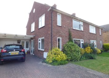 Thumbnail 4 bed semi-detached house to rent in Van Dyck Road, Colchester