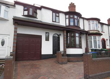 Thumbnail 5 bedroom terraced house for sale in St. Pauls Road, Smethwick