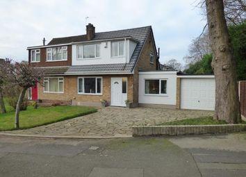Thumbnail 3 bed semi-detached house for sale in Cinnamon Lane, Fearnhead, Warrington, Cheshire