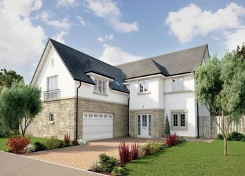 "Thumbnail 5 bed detached house for sale in ""The Ranald"" at Wilkieston Road, Ratho, Newbridge"