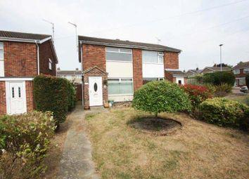 Thumbnail 2 bed semi-detached house for sale in Carron Drive, Werrington Village