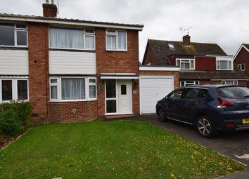 Thumbnail 3 bed semi-detached house to rent in North Down, Staplehurst, Tonbridge