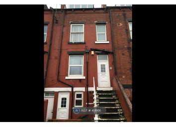 3 bed terraced house to rent in Cobden Terrace, Leeds LS12