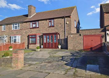 Thumbnail 4 bed semi-detached house for sale in Priory Grove, Romford, Essex