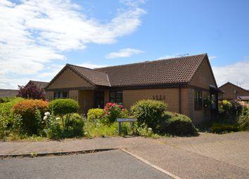 Thumbnail 2 bed detached bungalow for sale in Neil Avenue, Holt, Norfolk