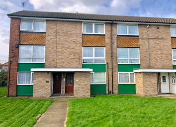 Thumbnail 2 bed flat for sale in Shepherds Close, Chadwell Heath, Essex