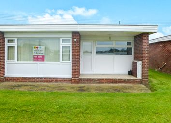 Thumbnail 2 bed mobile/park home for sale in Alexandra Road, Mundesley, Norwich