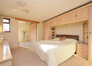 Thumbnail 3 bed detached house for sale in Castle Hill, Thurnham, Maidstone, Kent