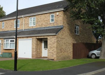 Thumbnail 3 bed semi-detached house for sale in Tree Top Mews, Wallsend